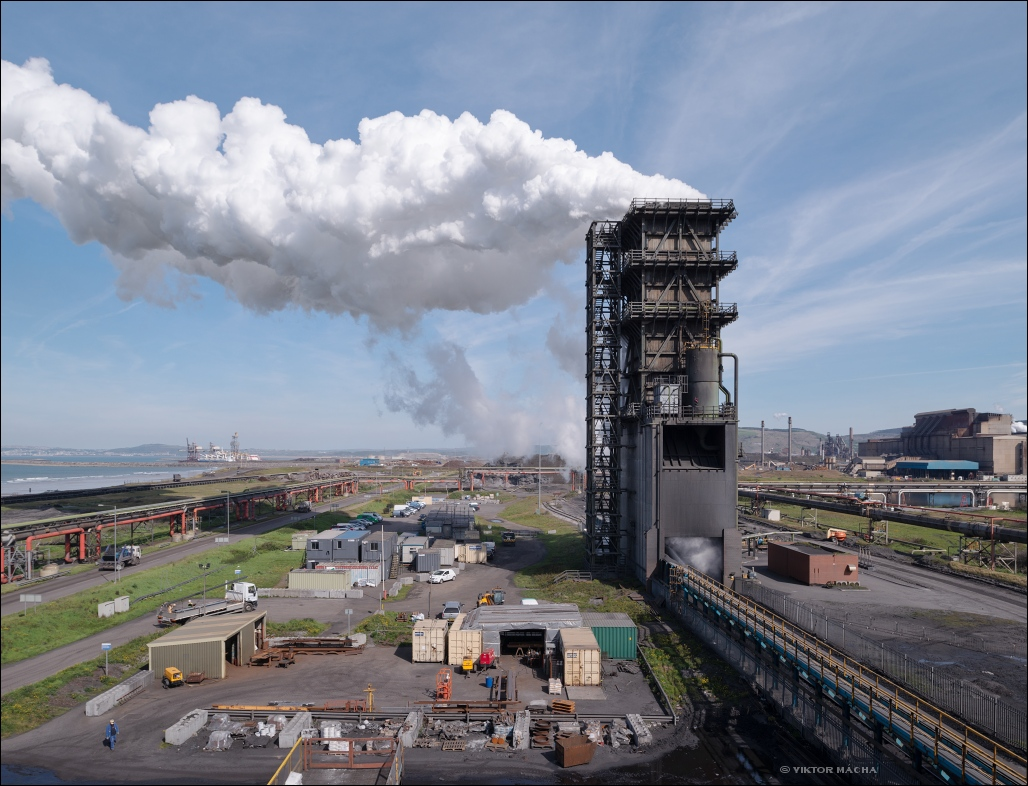 Tata Steel Port Talbot, Morfa coke works